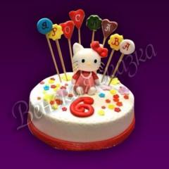 Детский торт №117