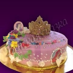 Детский торт №119