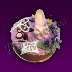 Праздничный торт №28