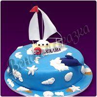 Детский торт №97