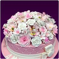 Торт на праздник №1
