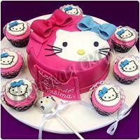 Детский торт №99