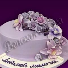 Праздничный торт №31