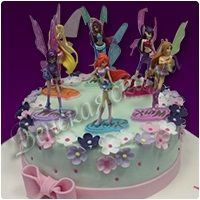 Торт для детей №1