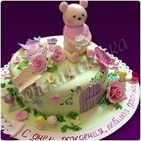 Торт для детей №3