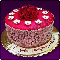 Торт на праздник №24