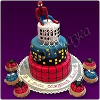 Торт для детей №4