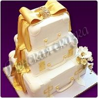 Торт на праздник №4