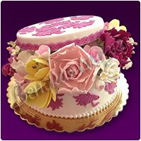Торт на праздник №25
