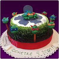 Детский торт №114