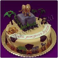 Детский торт №100