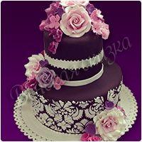 Торт на свадьбу №22