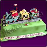 Детский торт №98