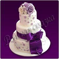 Торт на свадьбу №21