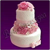Свадебный торт №25