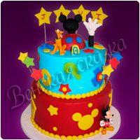 Торт для детей №6