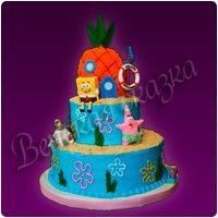 Торт для детей №7