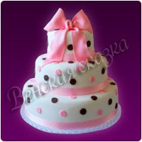 Торт на праздник №8
