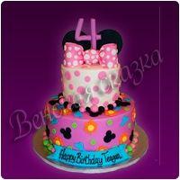 Торт для детей №8