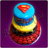 Торт для детей №9