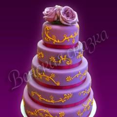 Торт на праздник №9