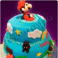 Торт для детей №11