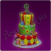 Торт для детей №12