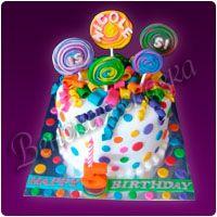 Торт для детей №13
