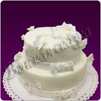 Торт на свадьбу №15