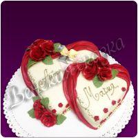Торт на свадьбу №16