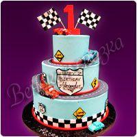 Торт для детей №17