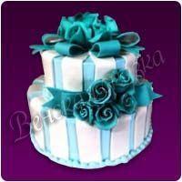 Торт на праздник №17