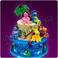 Торт для детей №21