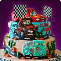 Торт для детей №22