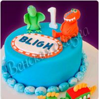 Торт для детей №25