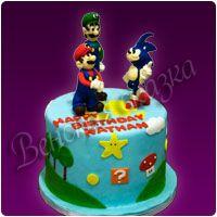 Торт для детей №26