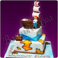 Торт для детей №27