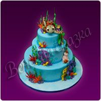 Торт для детей №28