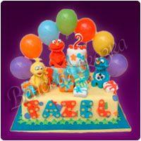 Торт для детей №32