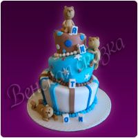 Торт для детей №34