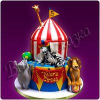 Торт для детей №37