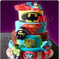 Торт для детей №39