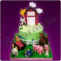Торт для детей №41