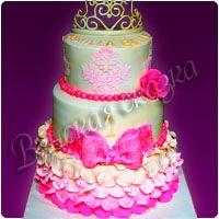 Торт для детей №44