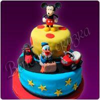 Торт для детей №45