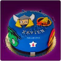 Торт для детей №47