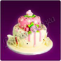 Торт для детей №48