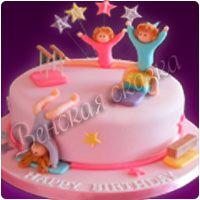 Торт для детей №51