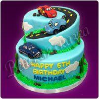 Торт для детей №52