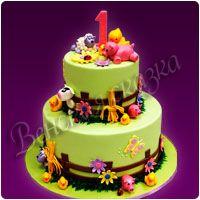 Торт для детей №53